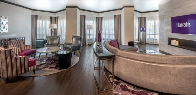 ​Harrah's Las Vegas $140 million renovation and 80th Anniversary
